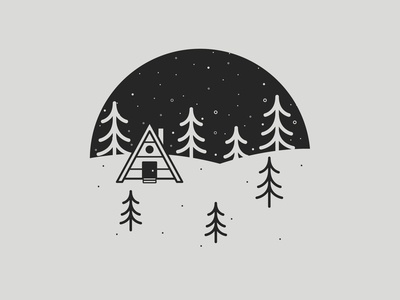 Snow | Inktober 11/31