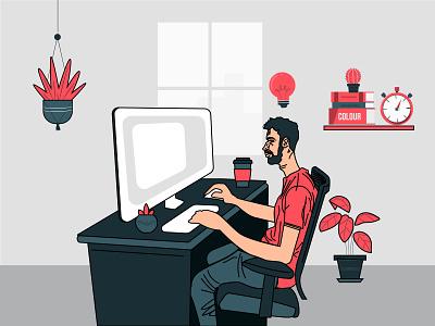 vinaya saya illustrationartist artinthetimeofcovid19 kultureshop vector talenthouseartist talenthouse artdirection illustration