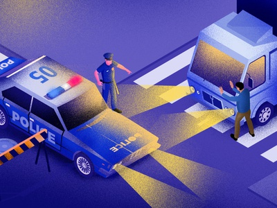 Night illustrationartist vector talenthouseartist talenthouse artdirection illustration