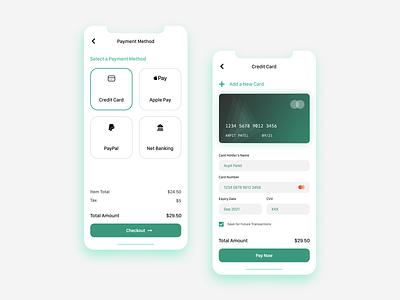 Daily UI 002 - Credit Card Checkout design appui app design figma dailyuichallenge dailyui002 creditcardcheckout creditcard checkoutpage dailyui 002 dailyui