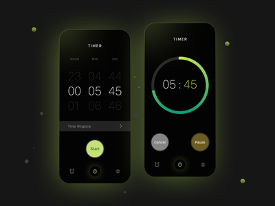 Daily UI 014 - Countdown Timer 014 countdown timer figma minimal clock app timer app countdowntimer countdown timer daily ui 014 dailyui 014 appui app design ui design ux dailyuichallenge dailyui