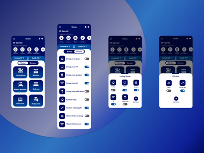 Home Monitoring Dashboard UI appui homemonitoring dashboard monitoring home dailyui app ui design