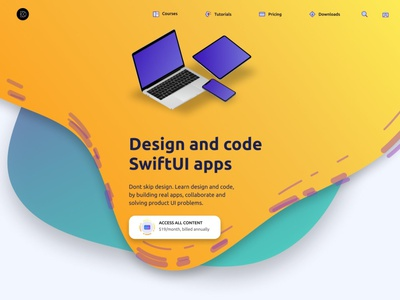 UI design for developers lessons finished