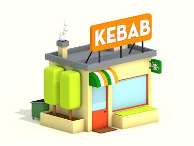 Kebab House ReWork