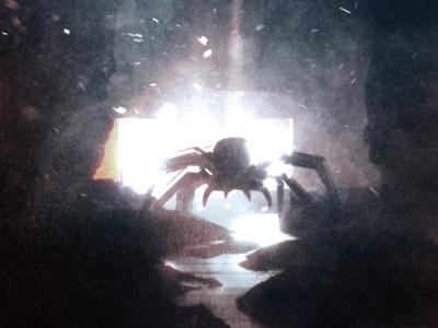 The Primitive Spider