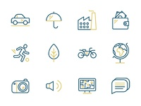 Bryte Icons