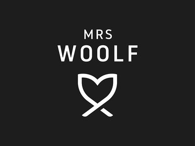 Mrs Woolf Logo