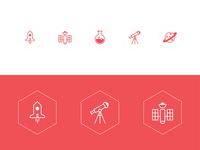 CSCF Icons