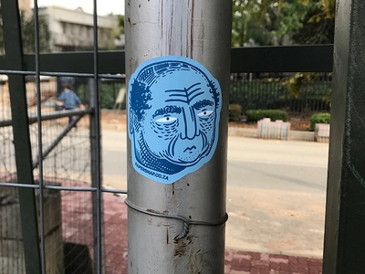 Oupa Sticker