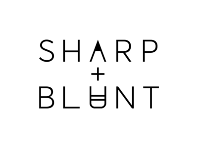 Sharp + Blunt logo