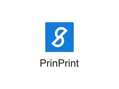 PrinPrint print latvia riga brand logo