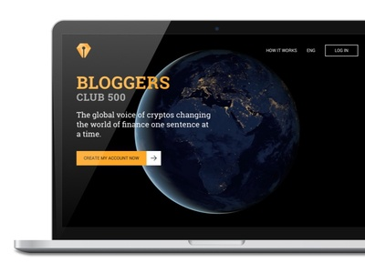 Portfolio Article: Bloggers Club 500