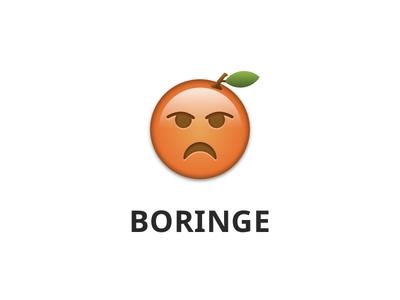 BORINGE