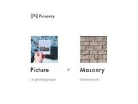 Picsonry Logo Explainer