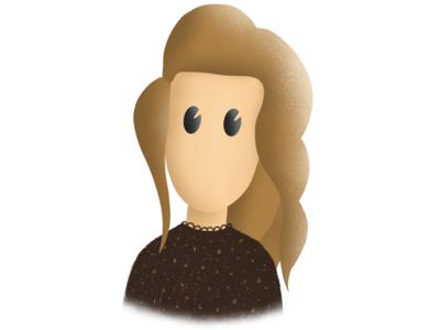 Girly Portrait