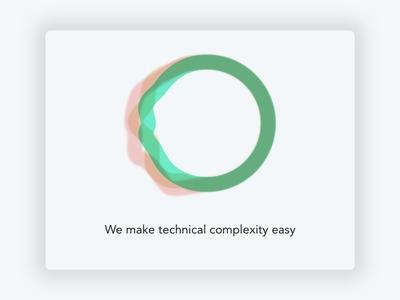 Design Principles product circle abstract illustration
