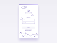 DailyUI #001 — Sign Up
