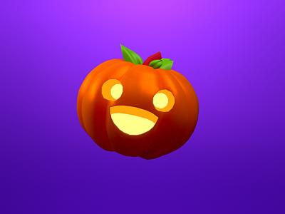 Happy Halloween! blender 3d halloween pumpkin
