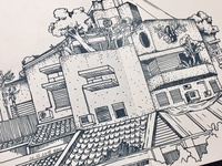 Israel Sketch Book 2019