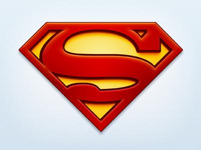Superman icon comicbook