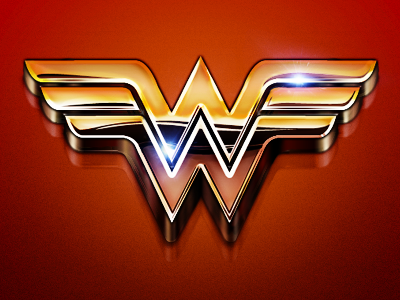 Wonder Woman III icon logo wonderwoman comicbook