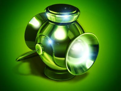 Green Lantern icon comicbook