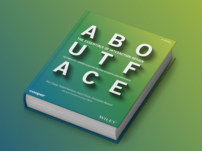 About Face 4th Edition book interaction cooper design ux