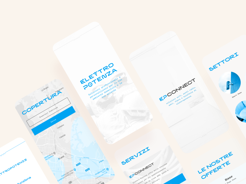 Elettropotenza swiss typefaces brrr typography logotype maps responsive website responsive design interface mobile ui smartsmart smartphone smarthome adsl wifi connect cover connections data electronic electrical system elettropotenza
