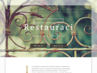 Restauraci Homepage