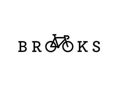 Brooks Bicycles logo concept logo branding brand bicycle bike identity
