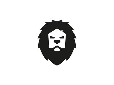 Power in Property WIP logo marque brand identity branding logo property house lion