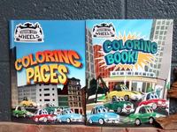 Coloring books!