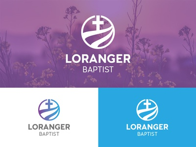 Loranger Baptist Church Logo