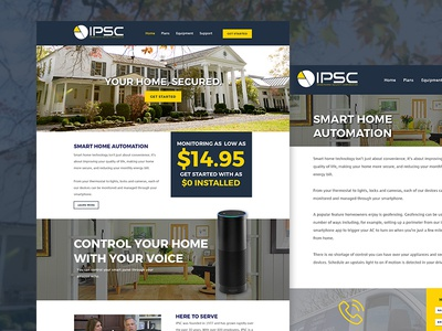 Inner Parish Security Corp Website