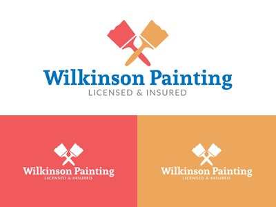 Wilkinson Painting Logo