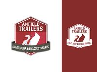 Anfield Trailers Logo
