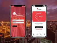 Entergy App Redesign