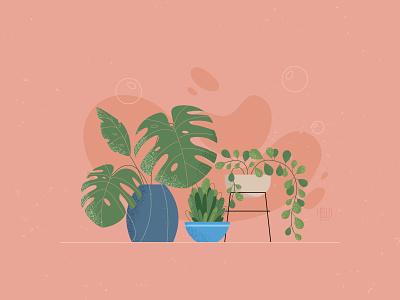 FLOWERS design art illustration design artist draw sketch interior homedecor plants graphic design flat illustration artwork flowers creative