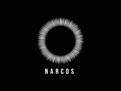 Narcos illustration vector cocaine branding logo narcos