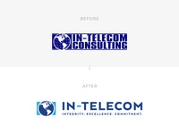 In-Telecom Brand Refresh