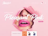 Liplocked Website Concept