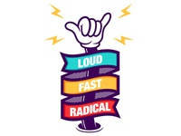 Loud Fast Radical Ribbon update