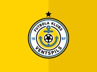 FK Ventspils crest