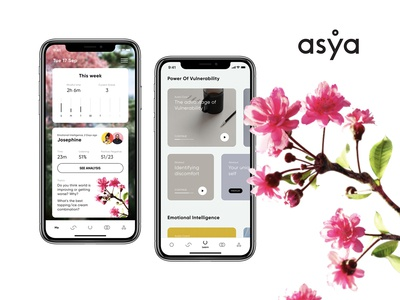 Asya - Relationship app for Couples