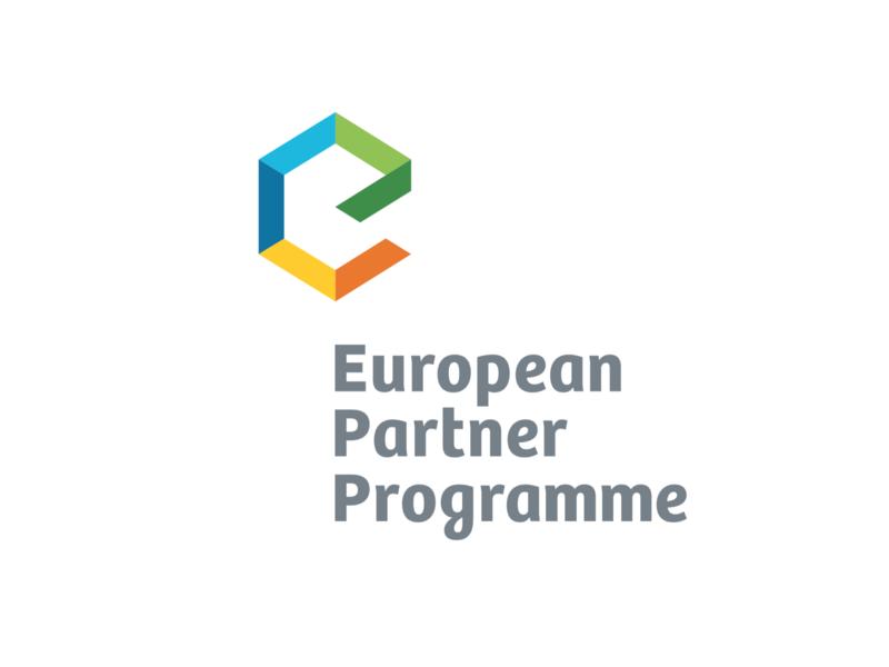 EPP logo typography logo branding