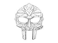Venomous Villain Sketch
