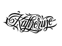 Katherine inked