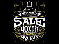 Selector! Sale