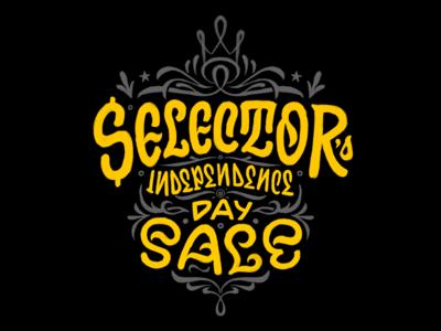 Selector 4th July Sale 2019 YB