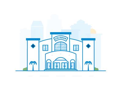 St. Pete Coliseum